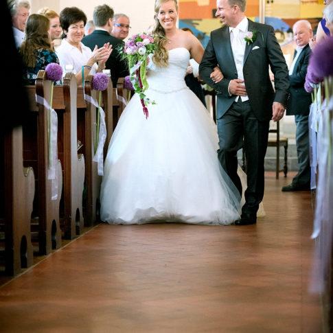 Hochzeitsreportage Köln / kirchliche Trauung Hochzeitsfotos