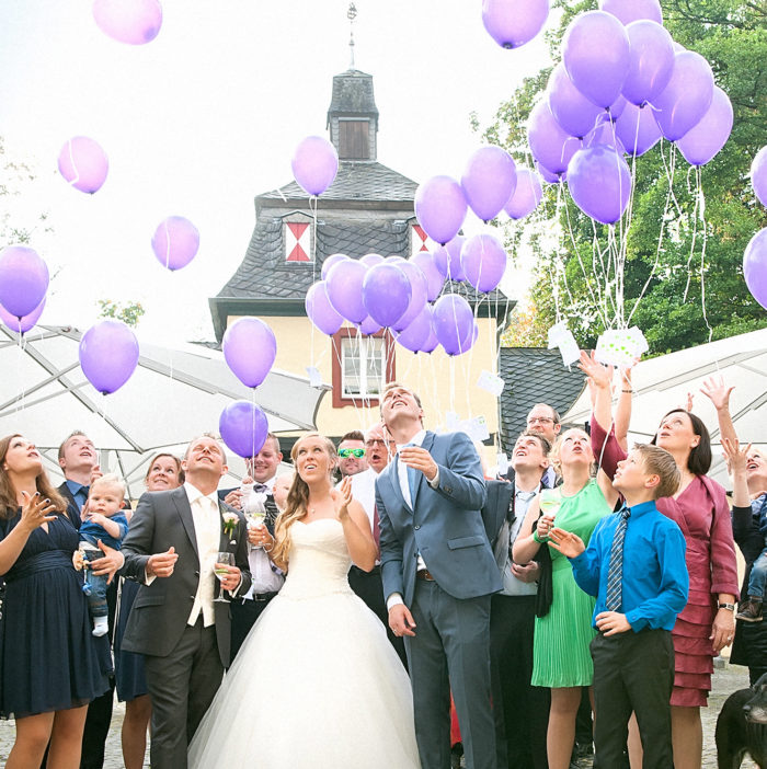 Hochzeitsreportage in Bergisch Gladbach Schloß Eulenbroich / Janina Schubert Fotografie